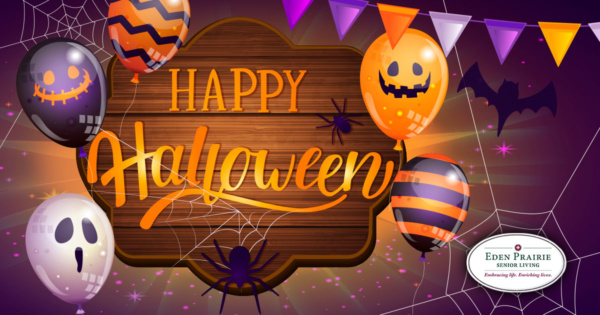 Happy Halloween from Eden Prairie Senior Living
